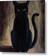 Snickers Metal Print