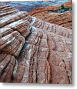 Snow Canyon Utah 2 Metal Print