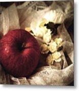 Snow White's Chamber Metal Print