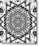 Snowflake 7 Metal Print