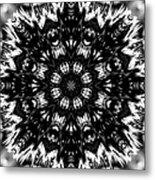 Snowflake Metal Print