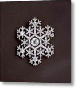 snowflake II Metal Print