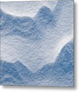 Snowforms 3 Metal Print