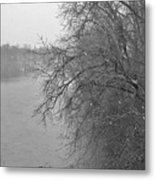Snowy River        Landscape          Indiana Metal Print