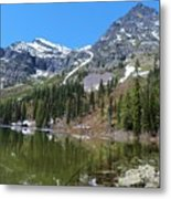 Snyder Lake Metal Print
