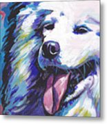 So Sammy Metal Print