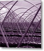 So Wired Metal Print
