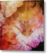 Soft As A Peach 3032 Idp_2 Metal Print