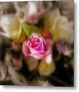 Soft Focus Metal Print