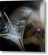 Soft Little Flowers Metal Print