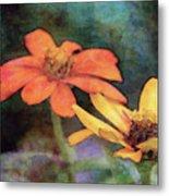 Soft Petals 3058 Idp_2 Metal Print