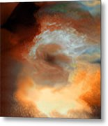 Solar Eruption Metal Print
