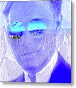 Solar Flare In My Eyes Metal Print