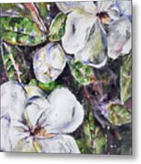 Sold Steal Magnolias Metal Print