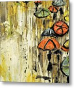 Sold Under The Weather Metal Print
