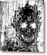 Soldier Ov Hell Metal Print