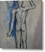 Solitude And Existence Metal Print
