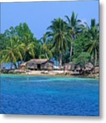 Soloman Islands Metal Print