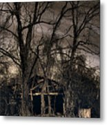 Somber Mournings Metal Print