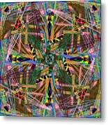 Some Harmonies And Tones 12 Metal Print
