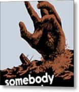 Somebody Talked - Ww2 Metal Print