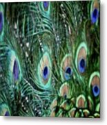 Someone Is Watching You Metal Print