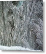 Sometimes In Winter..... No.16, Mon--5dec2011 Metal Print