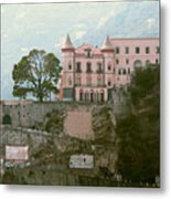Somewhere In Italy Metal Print