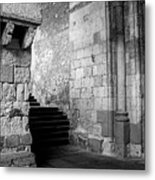 Somewhere In Segovia Metal Print