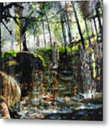 Somewhere In Time Metal Print