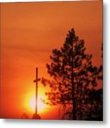 Son Of Suns Metal Print