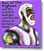 Son Of Tmh Metal Print