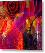 Song Of Solomon - Rose Of Sharon Metal Print