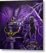 Sons Of Blood And Thunder Metal Print