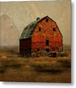Soon To Be Forgotten Metal Print