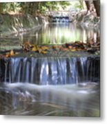 Soothing Waters Metal Print
