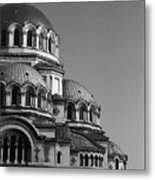 Sophia Church Metal Print