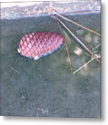 Sorrow Floats Metal Print