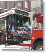 Sorry Out Of Service Metal Print