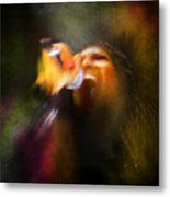 Soul Scream Metal Print