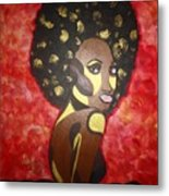 Soul Sista Number Five Metal Print