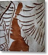 Souls Window - Tile Metal Print