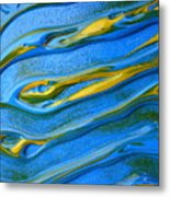 Sound Waves Metal Print by Gregory Young