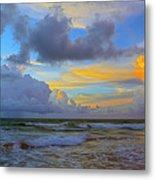 South Beach 3633a Metal Print