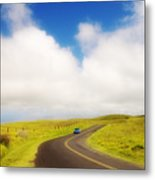South Kohala Metal Print