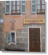 South Of France Metal Print