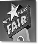 South Plains Fair Metal Print