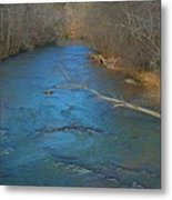 South River Metal Print
