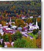 South Royalton Vermont Metal Print