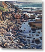 South To Pigeon Point Metal Print